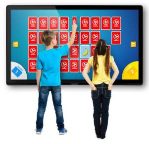 Fuhu Launches the World's Largest Android Tablet - the 65 Inch Nabi Big Tab e-Reading Hardware