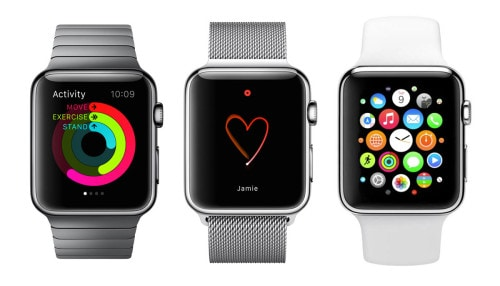 Apple Watch to Ship in April, Six Months After Apple Shipped Its Billionth iDevice Apple e-Reading Hardware