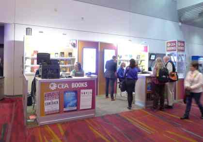 Barnes & Noble Comes to CES 2015, Brings a Lot of Books Barnes & Noble Conferences & Trade shows