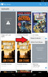How to Upload ePub and PDF Files to Google Play Books e-Reading Hardware eBookstore Google Tips and Tricks