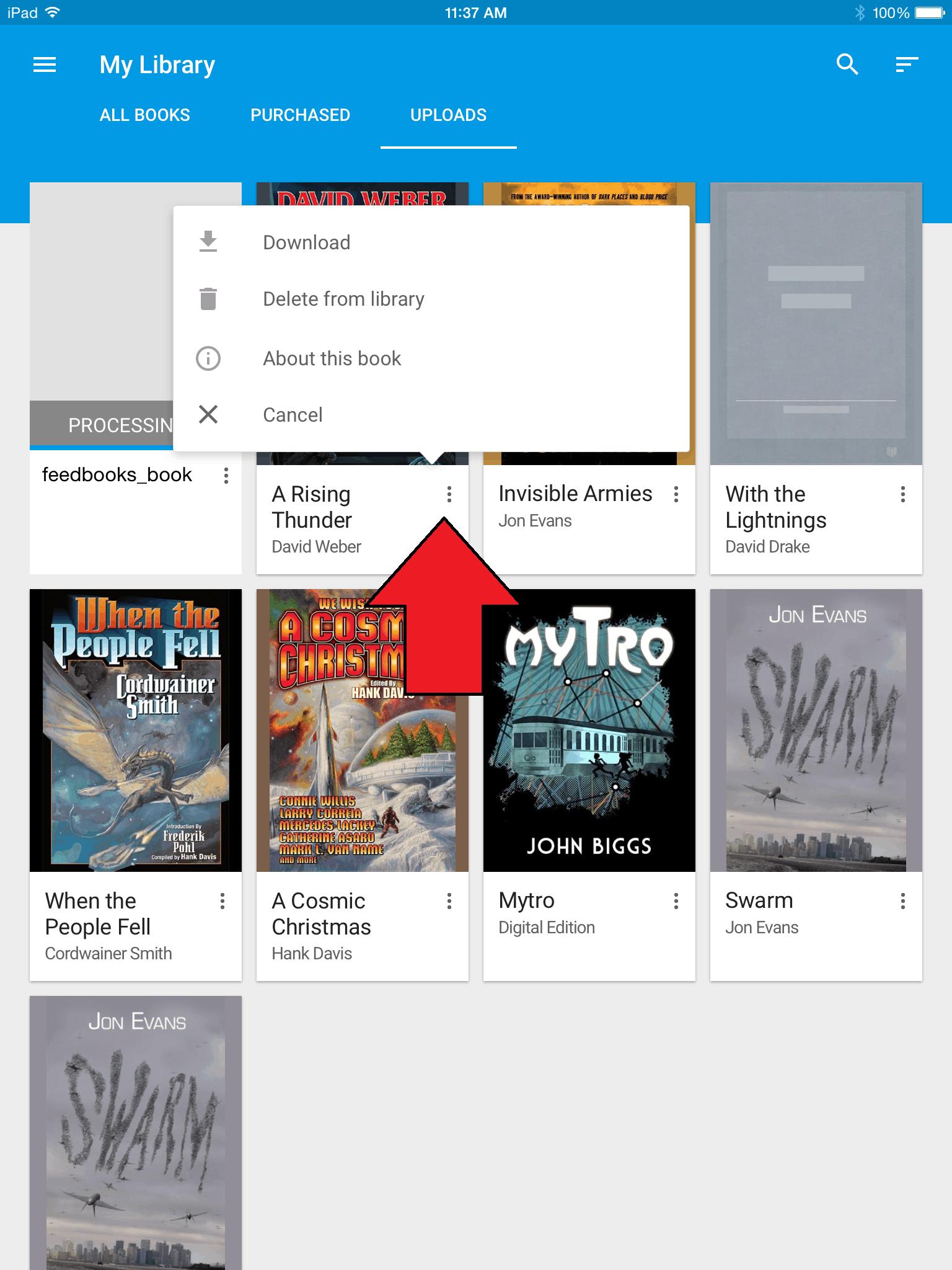 books ipad forms pdf google