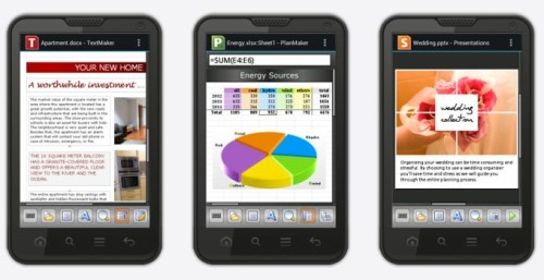 Softmaker Office Now Free on Android Office