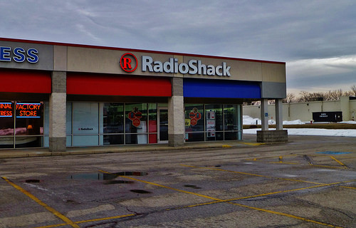 RadioShack Files for Bankruptcy, Sprint to Take Over 1,700 Stores Amazon Bankruptcy Retail