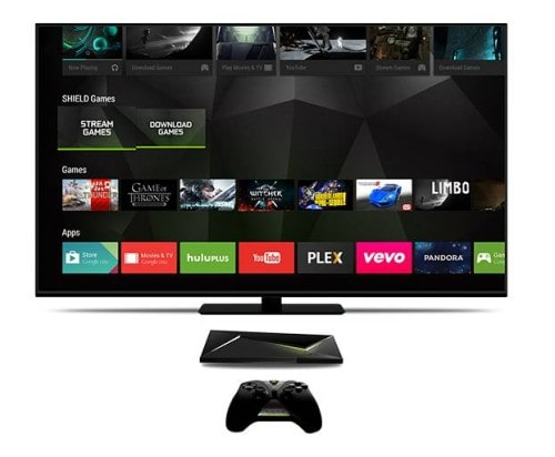 Nvidia Shield Console Launching in May for $199 e-Reading Hardware