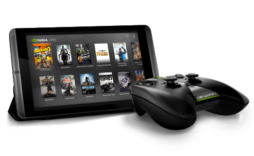 Nvidia to Release Updated Shield Tablet, Handheld Soon e-Reading Hardware