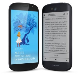Yotaphone Won't be Coming to the US - Except It Will e-Reading Hardware