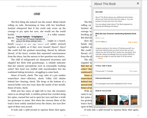 amazon kindle android v4.11