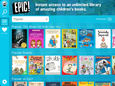 Macmillan Adds Kid's eBook Titles to Epic's Subscription Platform Streaming eBooks Subscriptions