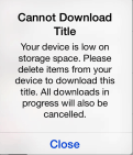 Did Audible Introduce a Memory Bug in a Recent iOS Update? Amazon Audiobook