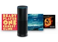 Amazon Echo Update Adds Support for Audible Audiobooks Amazon Audiobook