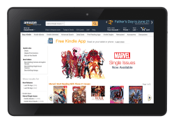 marvel single kindle store