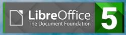 LibreOffice 5.0 Now Available Creative Commons, Open Source e-Reading Software