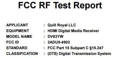 Amazon's Next Fire TV Box Has Cleared the FCC Amazon e-Reading Hardware
