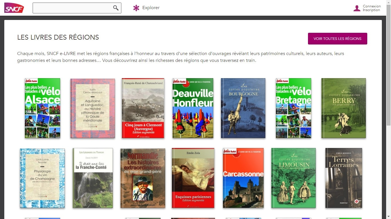 SNCF's New eBook Subscription Service Validates the Kindle