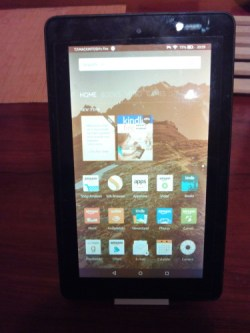 New Fire OS Bellini 5.1.1 Update Rolling Out to Some Fire Tablets e-Reading Software Fire