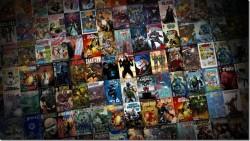 comic book montage