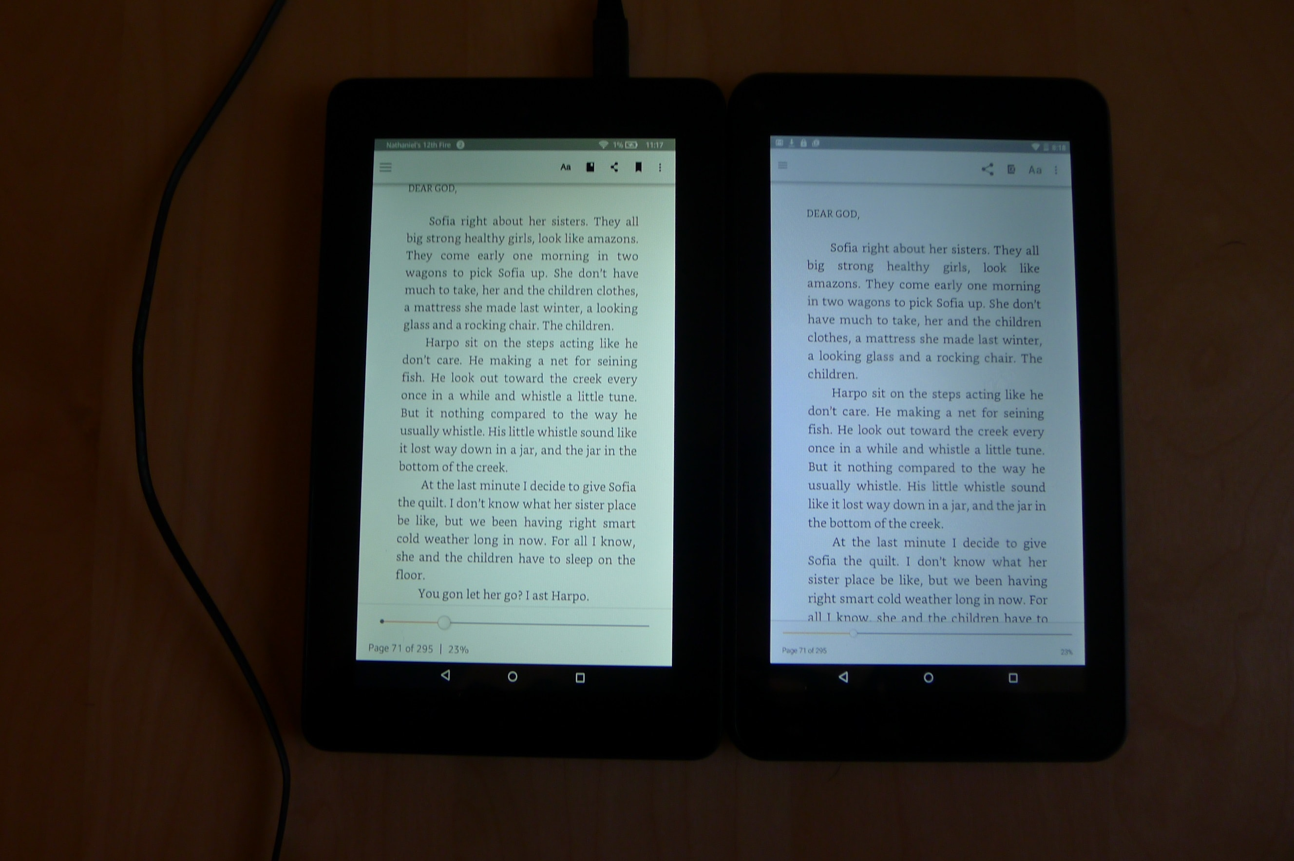 Review: Digiland DL718M Android Tablet Gives the Amazon Fire Tablet