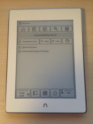 Nook Glowlight Plus With Alternate Launchers (video) Barnes & Noble e-Reading Hardware