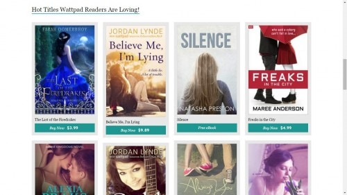 Kobo Adds New Section for eBooks Originally Published on Wattpad eBookstore Kobo Social Media Social reading
