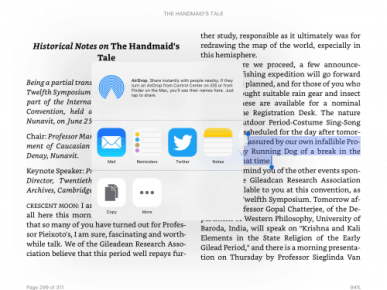 Kindle for iPad, iPhone Updated  w\Improved Sharing Features, Downloads e-Reading Software