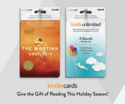 Kindle-Cards
