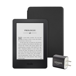 New Kindle Essentials Bundle Costs $109, Includes a Case and Charger e-Reading Hardware Kindle
