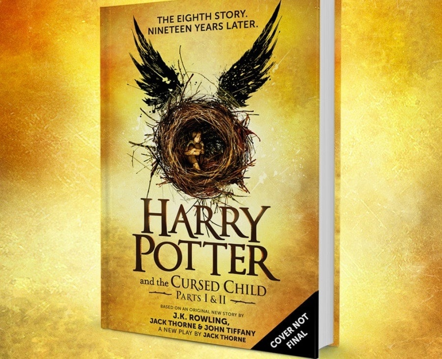 Eighth Harry Potter Book Announced, First Seven Now