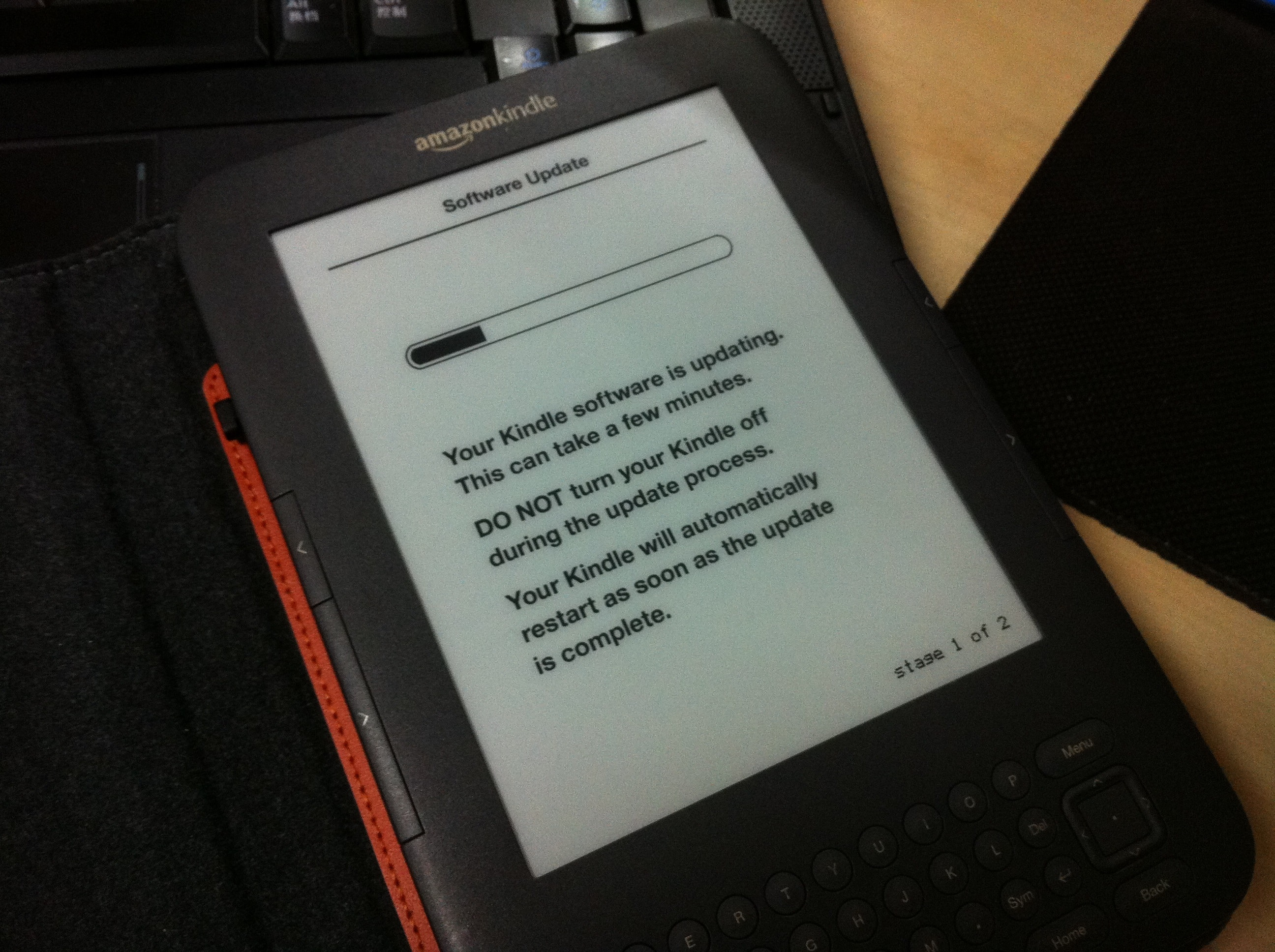 How To Manually Update Your Kindle If You Miss the Deadline