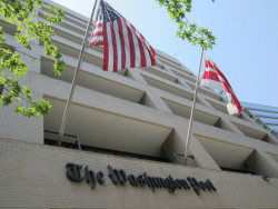 NYTimes Public Editor Margaret Sullivan Hired by Jeff Bezos-Owned Washington Post Editorials