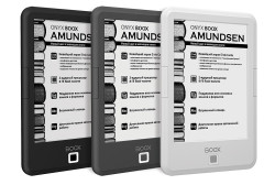 Onyx Boox Amundsen Launches in Russia - Android 4.2, Carta E-ink Screen e-Reading Hardware