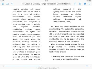 Kindle for iPad, iPhone v4.18 Adds OpenDyslexic Font, New Author Follow Option e-Reading Software Kindle (platform)