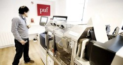 puf pod espresso book machine