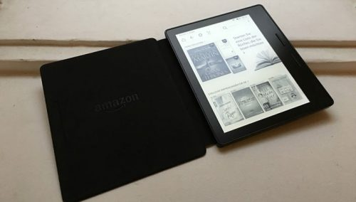 New User Reports Confirm the Kindle Oasis not Charging from the Battery Case e-Reading Hardware Kindle