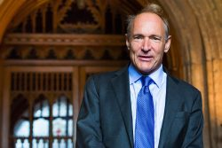 Tim Berners-Lee: Let's Merge eBook, Web Trade Groups to Make Spying on Readers Easier Conferences & Trade shows DRM
