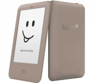 69-Euro Tolino Page to Compete With the Basic Kindle e-Reading Hardware