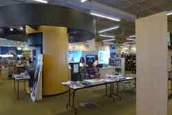 Inside the B&N Pilot Store in Fredericksburg, VA Barnes & Noble
