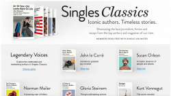 Amazon Announces Kindle Singles Classics Amazon Publishing