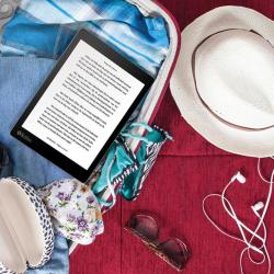 "Kobo Aura One Leaks, Has a 300 PPI 7.8"" E-ink Screen for 229 Euros e-Reading Hardware Kobo"