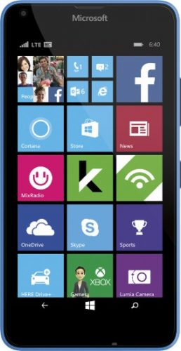 The Lumia 640 Phone is a $20 e-Reading Device for Those Who Don't Actually Want to Read e-Reading Hardware