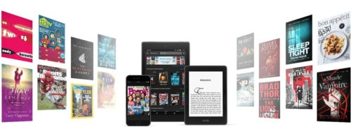 Amazon Adds a Teaser eBook Service to Amazon Prime Amazon Streaming eBooks