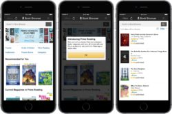 Amazon Prime Reading Added to the Kindle iOS App e-Reading Software Kindle (platform)
