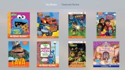iBooks StoryTime Brings Kids' Books to the TV screen e-Reading Software iBooks