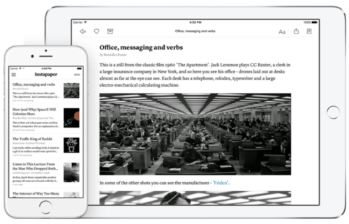 Instapaper Makes Premium Tier Free for All Users Save for Later