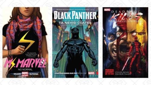 Amazon Has Put Hundreds of Marvel Comics on Sale Comics & Digital Comics Comixology