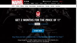 Netflix for Comics: Where to Find Unlimited Comics Now That Scribd Has Dropped Out Comics & Digital Comics Comixology Tips and Tricks