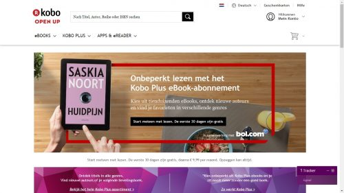 Kobo Launches eBook Subscription Service Kobo Plus Kobo Streaming eBooks