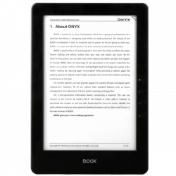 New Onyx Boox N96CML: Android 4.0, Capacitive Touch, Frontlight (video) e-Reading Hardware