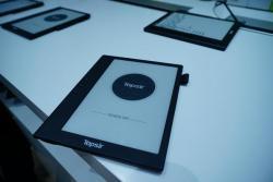 The Haier Topsir is a 2,000 Yuan eReader e-Reading Hardware