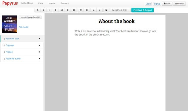 Fifteen Apps That Help You Make eBooks | The Digital Reader