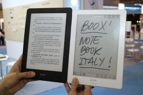 Hands on with the Onyx Boox e-Note 10.3 e-Reading Hardware